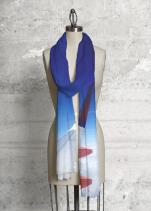 AIR 100% Modal scarf.