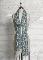 AFRICA 100% Modal scarf.