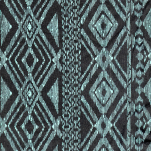 AFRICA pocket square available in both cotton and silk.